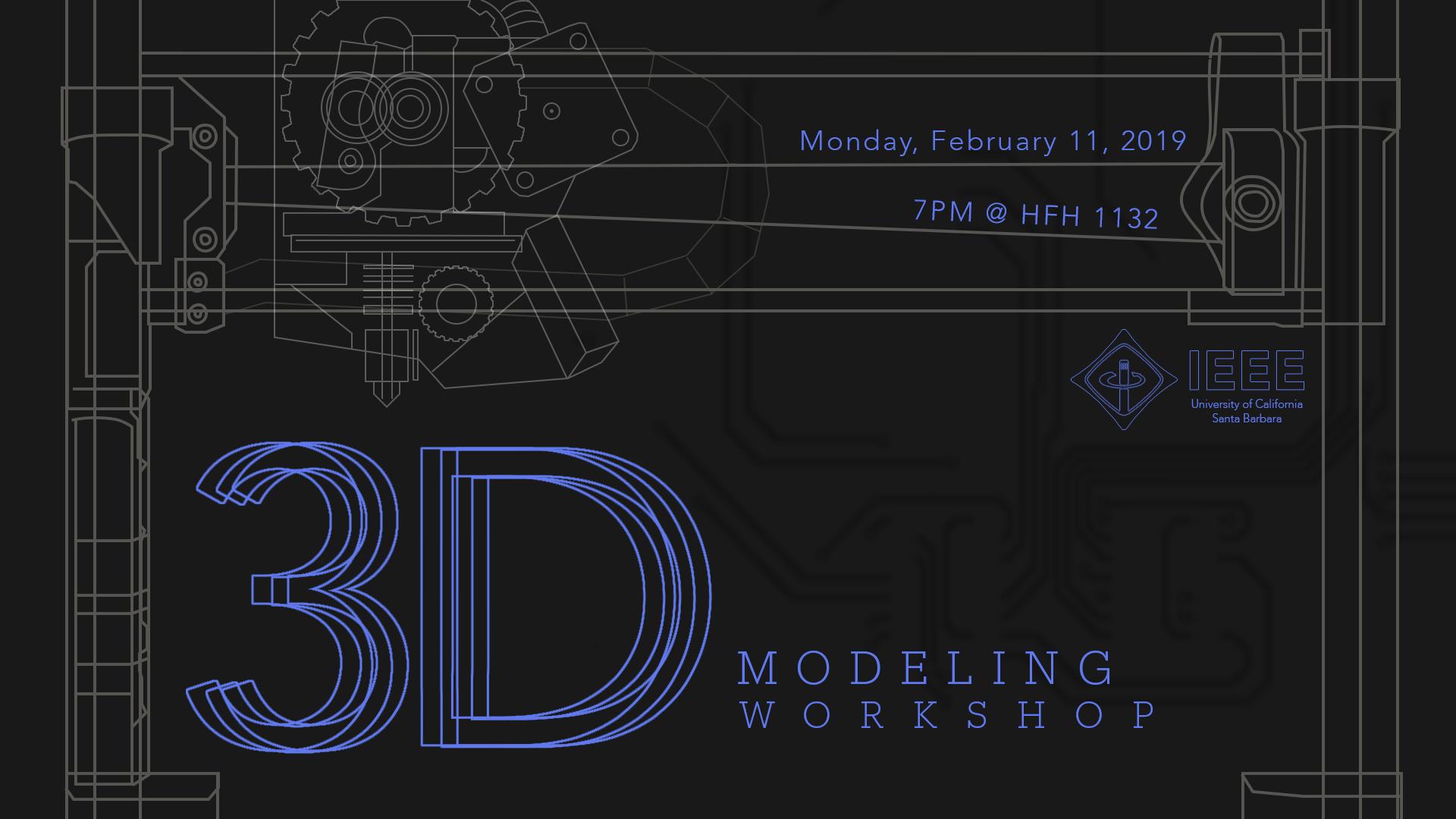 3D Modeling / Printing Workshop