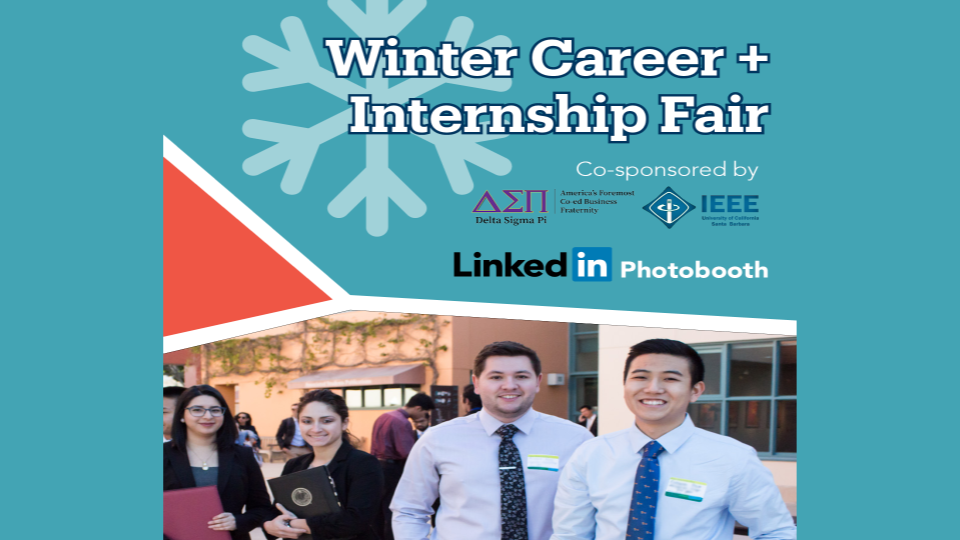 Winter Career + Internship Fair
