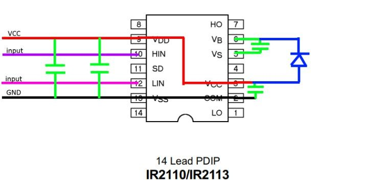 Amplifier Schematic 2