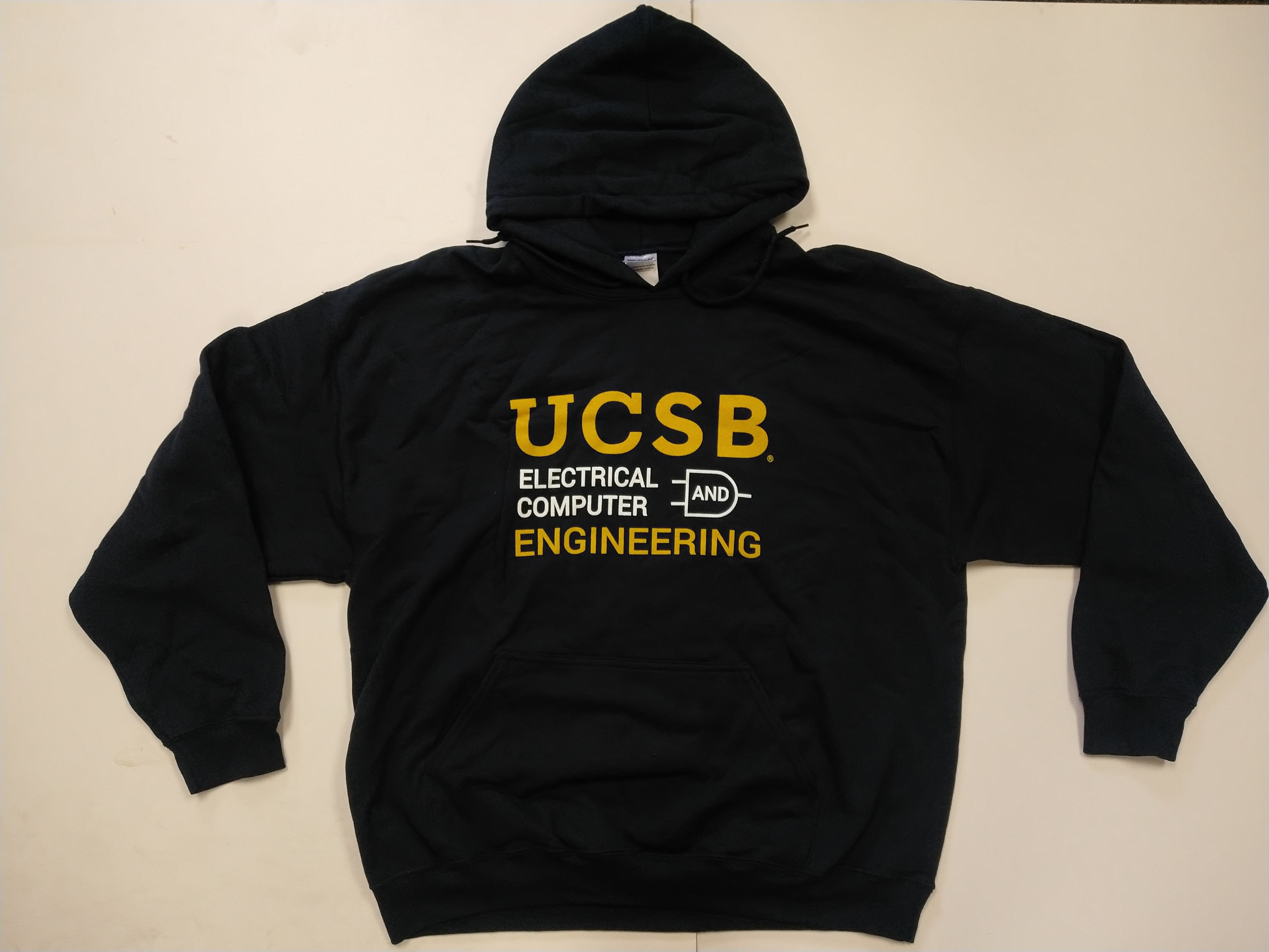 UCSB ECE Hoodie (Blue) | UCSB IEEE